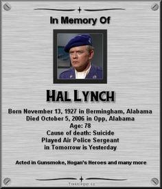 Hal Lynch Star Trek Actors, Star Trek Characters, Star Trek Crew, Hogans Heroes, Memory Wall, Star Trek Images, Star Trek Original Series, Star Wars, Sci Fi Tv