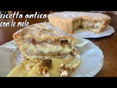 RICETTA ANTICA CON LE MELE - YouTube Italian Cookie Recipes, Sicilian Recipes, Italian Cookies, Sicilian Food, Ginger Bread Cookies Recipe, Almond Cookies, Chocolate Cookies, Party Desserts, Dessert Party