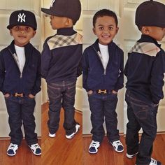 How my son with look when he gets big