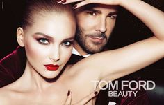 Tom Ford Fall Winter 2012 2013 Beauty ad 1