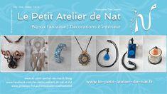 Créations artisanales- le Fait-Main, en France - fabriquées avec coeur, bienveillance et lueur d'espoir. Des créations en fils aluminium et en résine et compagnie. Une production tout au long de l'année, en quantité limitée pour des pièces uniques et originales.