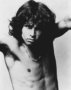 Jim Morrison photographed by Joel Brodsky, 1967.
