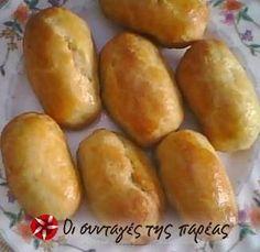 Λουκανικοπιτάκια αφράτα  με γιαούρτι #sintagespareas
