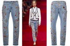Fancy a $12,500 Swarovski encrusted Dolce & Gabbana jeans?