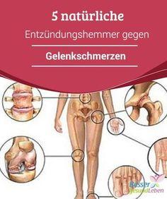 5 #natürliche Entzündungshemmer gegen Gelenkschmerzen Ein entzündetes Kniegelenk, Schmerzen in den Fingern oder #Füßen oder an anderen Gelenken werden meist mit Arzneimittel behandelt, da diese sehr unangenehm sein können. Doch es gibt auch ausgezeichnete natürliche #Entzündungshemmer, die #Gelenkschmerzen wirksam lindern lönnen. Natürlich sollten die Empfehlungen und Verschreibungen des Arztes immer befolgt werden.