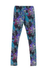 Jacquard Printed Leggings