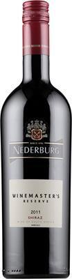 Nederburg Winemaster's Reserve Shiraz 2012