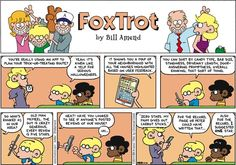 FoxTrot Comic Strip, October 26, 2014 on GoComics.com