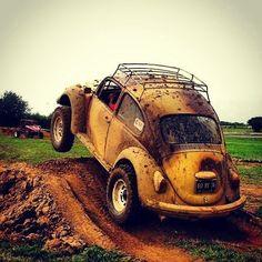 VW Fusca Trail