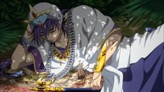 Image result for Magi – The Labyrinth of Magic villain