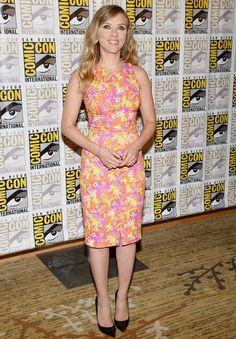Hits & Misses on the Red Carpet - July 2013   Miss - Scarlett Johansson  http://getloworld.wordpress.com/2013/07/30/hits-misses-on-the-red-carpet-july-2013/
