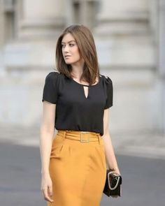 50 Stunning Spring Outfits Work Ideas for Women - Fashion and Lifestyle Spring Work Outfits, Casual Work Outfits, Work Attire, Office Outfits, Work Casual, Trendy Fashion, Fashion Outfits, Womens Fashion, Professional Wear