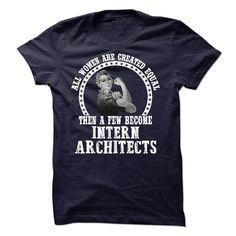 Intern Architect - Shirt SKU: 59871439 (intern Tshirts)