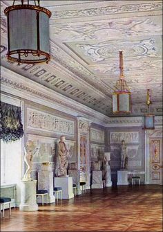 Church Gallery - Pavlovsk Palace & Park - Country Residence of the Russian Imperial Family