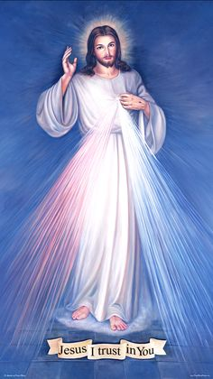 Scripture behind Divine Mercy