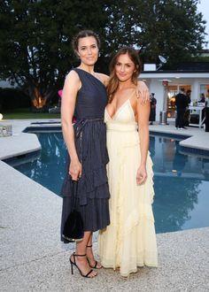 Mandy Moore, Minka Kelly Wear Cute Wedding Guest Dresses | PEOPLE.com