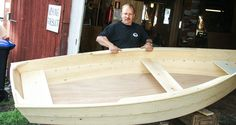 Nå kan du bli båtbygger i løpet av en helg