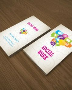 Cetak Kartunama - Kategori Social Media #businesscard #namecard #kartunama #gokad