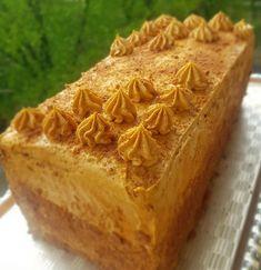 Karamell krémes torta, csodás választás, mikor valami édességre vágysz! - Egyszerű Gyors Receptek Sweet Desserts, Delicious Desserts, Dessert Recipes, Apple Pie, Tart, Nom Nom, Food Porn, Food And Drink, Sweets