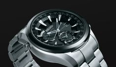 SEIKO ASTRON ... talk about innovative, fantastic engineering. Accuracy to one second every 100.000 years!