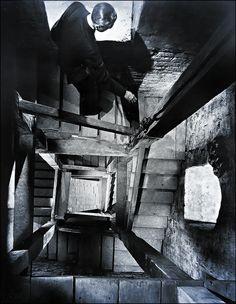 James Stewart in Vertigo,1958
