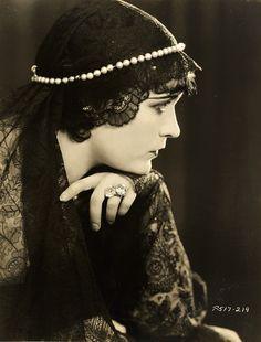 Pola Negri - Silent Film Actress - 1920's