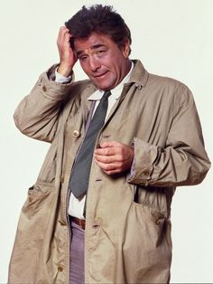 Peter Falk as Frank Columbo