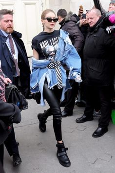 Coolest and chic ways to style your denim jacket