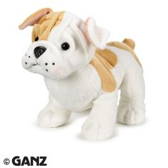 Webkinz Bulldog Puppy $13.95