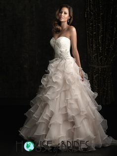 House of Brides - Wedding Dress - Allure Bridals