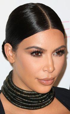 Kim Kardashian Photos: Cosmopolitan Magazine's 50th Birthday Celebration - Arrivals
