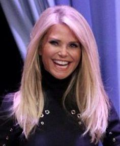 Christie Brinkley hair