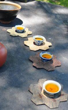 Summer tea in a Chinese Garden