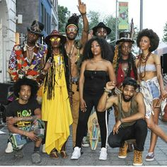 No better way to kick off the summer festival season than Brooklyn Academy of Music's Dance Africa extravaganza. My Black Is Beautiful, Beautiful People, Black Girl Magic, Black Girls, Moda Afro, Afro Punk Fashion, Black Hippy, Streetwear, Afro Style