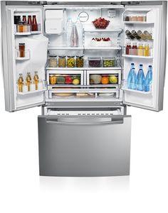 Samsung RFG23UERS1 - Amerikaanse koelkast