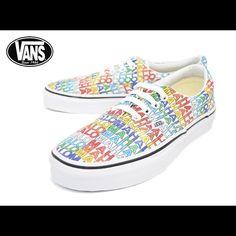 Vans Shoes - VANS Era Doren Hawaiian Mahalo Print