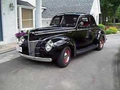 Ford : Other deluxe coupe 1940 ford coupe street rod hot rod - http://www.legendaryfind.com/carsforsale/ford-other-deluxe-coupe-1940-ford-coupe-street-rod-hot-rod-4/