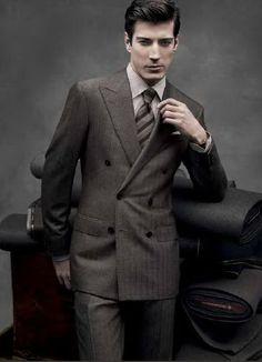 371ac1e22bb Ermenegildo Zegna 2010 fall campaign Sharp Dressed Man