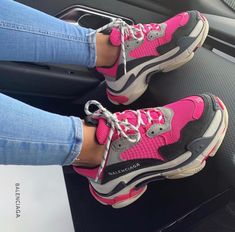 "hot sale online bd05e 97536 balenciaga triple s trainer on Instagram  ""1 or 2  - - - - -  cleanstyle   simplefit  classystreetwear  smartstreetwear  hsstyle  headlessfits   slydeofficial ..."