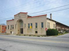 Freight Depot In Tifton GA Dating Back To 1916 This Is Where