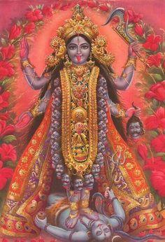 Godess Maa Kali
