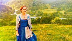 "Emma Watson as Belle in Disney's ""Beauty and the Beast."""