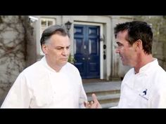 Tale of Two Chefs with Kevin Dundon & Derry Clarke Manor House Hotel, Back To Basics, Chefs, Chef Jackets, Country, Rural Area, Country Music