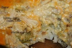 Deep South Dish: Chicken Broccoli and Rice Casserole