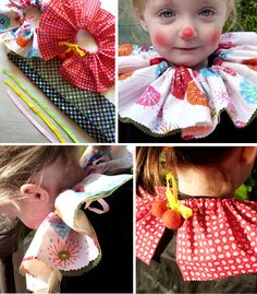 Girl Clown Costume, Costume Carnaval, Circus Costume, Carnival Costumes, Baby Costumes For Boys, Fancy Costumes, Diy Costumes, Clown Costumes, Circus Theme Party