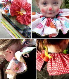modele et patron déguisement clown http://www.grandiravecnathan.com/couture/le-deguisement-de-clown.html
