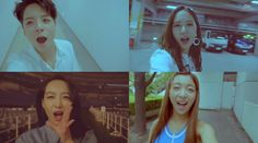 f(x) Releases Their Newest MV for SM STATION EDM Track 'All Mine'   Koogle TV