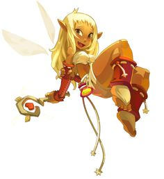 Eniripsa Female from Dofus 2.0