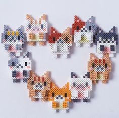 Nyan~! (=^_^=) Support a TOM Special Creator from Japan! Get Perler Bead Laptop…