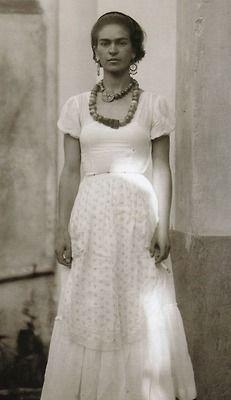 Happy Birthday Frida Kahlo July 6, 1907-July 13, 1954